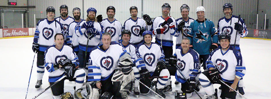 2019 Mike Keane Celebrity Hockey Classic
